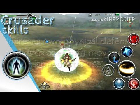RPG Avabel Online - Crusader Skill