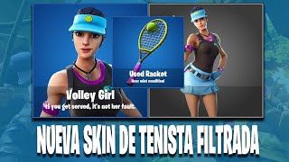 NEW TENISTA SKIN FILTERED BY VICTORIES ONLY! FORTNITE BATTLE ROYALE!!