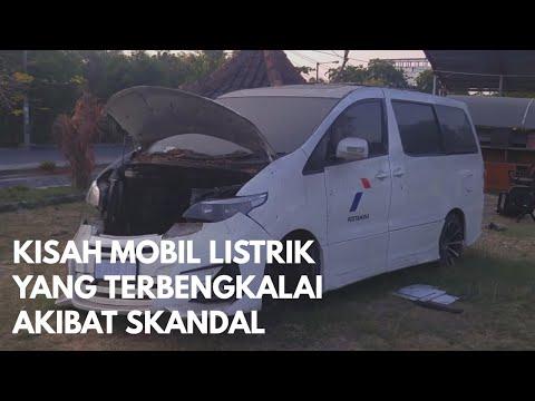 Walkaround Bangkai Mobil Listrik indonesia ex KTT APEC 2013 Mp3