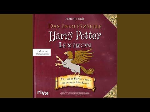 Das inoffizielle Harry-Potter-Lexikon YouTube Hörbuch Trailer auf Deutsch