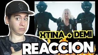 Baixar Christina Aguilera - Fall In Line (ft. Demi Lovato) | REACCION