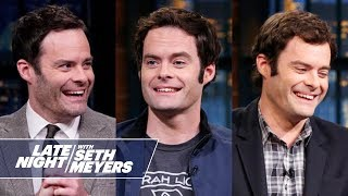 Best of Bill Hader on Late Night with Seth Meyers