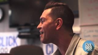 In-Studio Performance: Andy Grammer - Honey, I'm Good