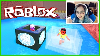 ROBLOX ULTIMATE BOX RACING | THE POWER OF DAN TDM | RADIOJH GAMES & DOLLASTIC PLAYS!