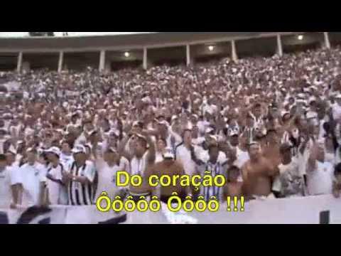 AS 5 MELHORES MÚSICAS DA TORCIDA JOVEM DO SANTOS
