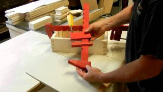 Wooden Bar Clamps