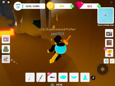 How To Get The Red Rod In Fishing Simulator