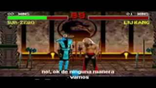 Mortal Kombat Sexuality
