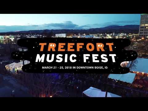 Treefort Music Fest 2018 Recap
