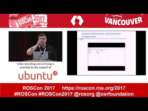 ROSCon 2017 Vancouver Day 2  Model based Design for Safety Critical Controller Design with ROS and G