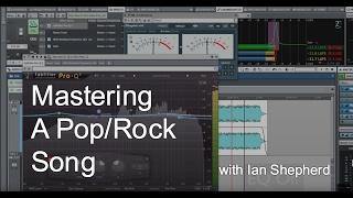 Video Mastering a Pop/Rock Song with Ian Shepherd - Warren Huart: Produce Like A Pro download MP3, 3GP, MP4, WEBM, AVI, FLV Mei 2018