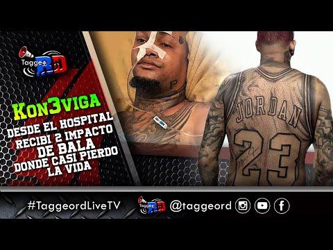 Conversando Con  Kon3viga Desde El Hospital ¡transmisión En Vivo!