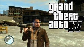 [18+] Шон играет в GTA IV (Xbox One X, 2008)