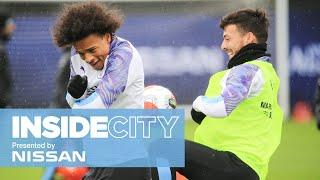 INSIDE CITY 375 | FINAL TRAINING BEFORE THE FOXES