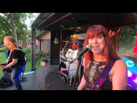Intimate Domain band - I Hate Myself for Loving You - Joan Jett cover