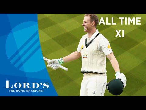 Tendulkar, Ponting & Gilchrist - Adam Voges' All Time XI