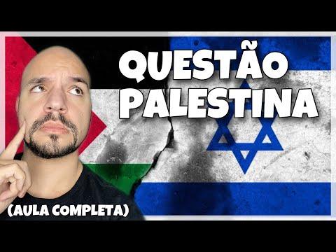 Questão Palestina (Aula Completa) | Ricardo Marcílio