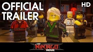 THE LEGO NINJAGO MOVIE   Official Trailer   2017 [HD]