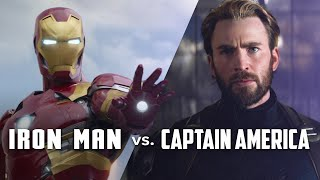Iron Man vs. Captain America - The 11-Year Character Arc