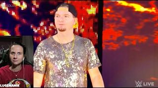 WWE Smackdown 1/31/17 Ellsworth announces his BOO Carmella