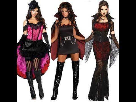 DISFRAZ DE VAMPIRA | Look sexy Halloween