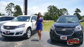 Chevrolet SUV thumbnail