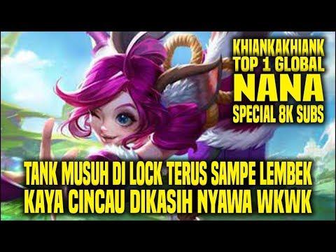 Hal Yang Gw Pelajari Dari Top 1 Global NANA KHIANKAKHIANK • Mobile Legends Indonesia