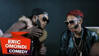 ERIC OMONDI - HOW TO BE A CONGOLESE MUSICIAN (Official video)