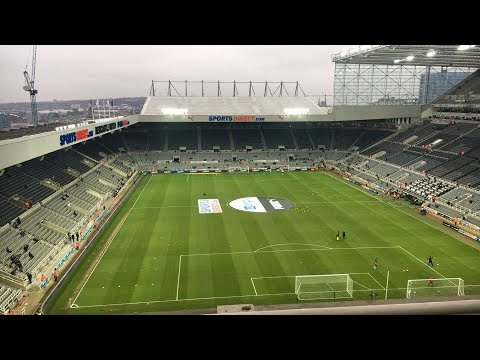 Newcastle United Vs Rotherham United - Match Day Experience
