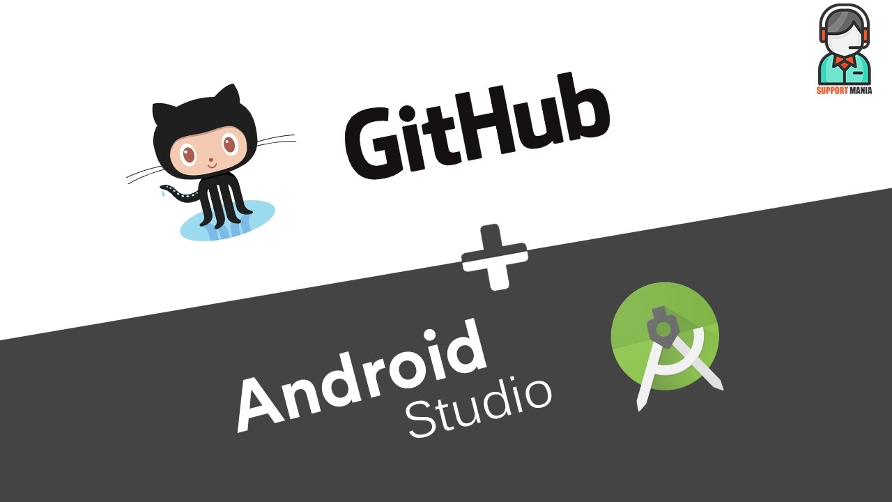 How to integrate Github in Android project using Android Studio