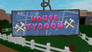 Строим дом мечты в House Tycoon(роблокс)#5.Полная прокачка дома и покупка ауди.