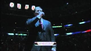 Jim Cornelison - National Anthem - 5/2/11