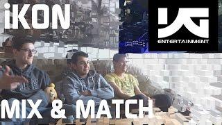 Ikon (mix&match) Feat. Lee Hi - Let It Go Live Reaction, Non-kpop Fan Reaction [hd]