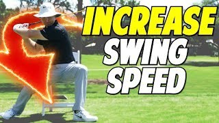 Increase Your Golf Swing Speed