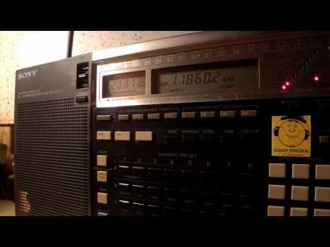 20 11 2015 Yemeni clandestine station probably called Radio Sanaa in Arabic 2000 on 11860 unknown tx