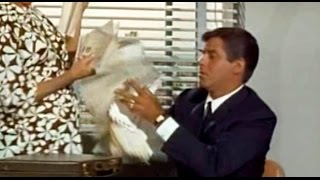 De Caniço e Samburá (Jerry Lewis) - Dublagem Herbert Richers