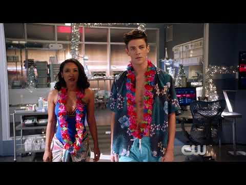 The Flash 4x09 Deleted Scene — Interrupted Honeymoon