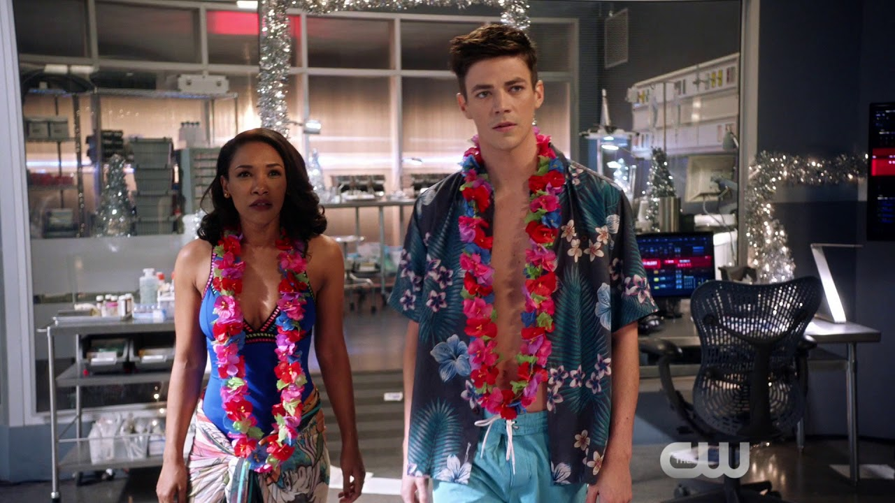 Download The Flash 4x09 Deleted Scene — Interrupted Honeymoon
