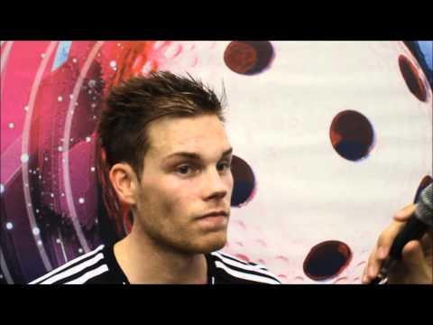 Champions Cup 2011, Day 2 : Interview Henrik Stenberg (Storvreta IBK)