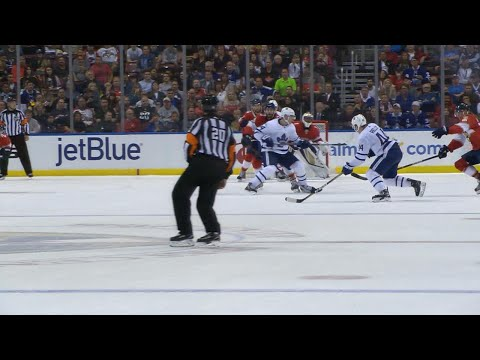 11/22/17 Condensed Game: Maple Leafs @ Panthers