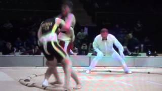 Сумо. Бойкова (UKR) vs. Ибрагимова (RUS) Супер схватка