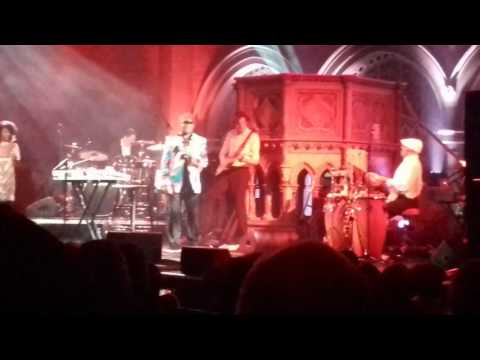 Leroy Hutson & His Band at Union Chapel 2017