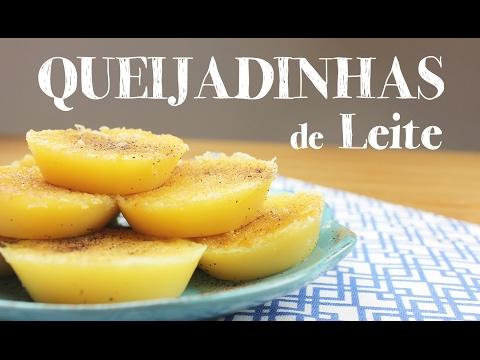 How to make QUEIJADINHAS de leite | Portuguese dessert