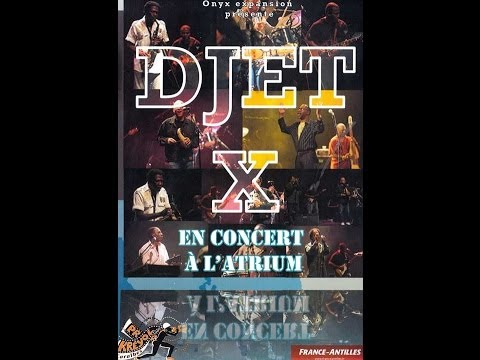 Djet-x en concert à l'atrium