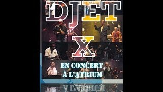 Djet-x en concert à latrium YouTube Videos