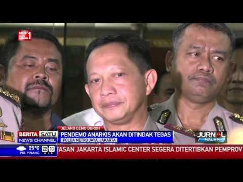 Kapolda Metro Jaya Imbau Demo Buruh Berjalan Tertib Mp3