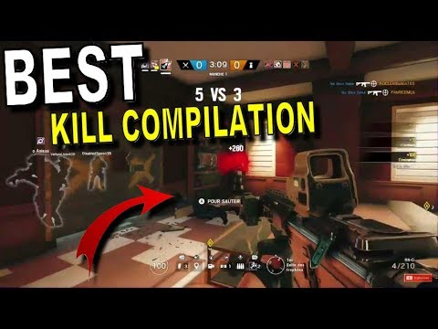 TOP 50 GREATEST Rainbow Six Siege Moments EVER! (R6S Funny ...