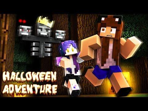 WE SAVED HALLOWEEN 👻 - Minecraft