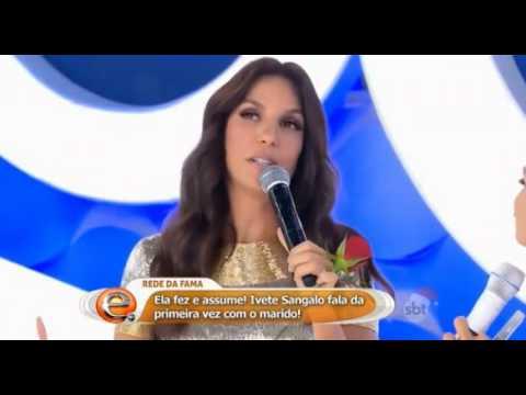 Ivete Sangalo fala