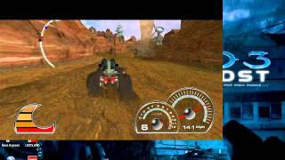 Lego drome racers gameplay